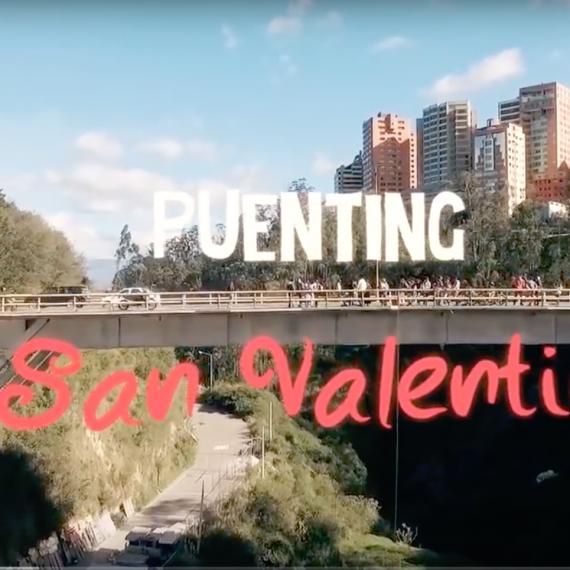 Puenting de San Valentín 2016