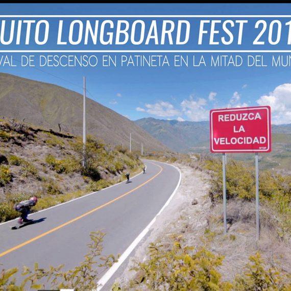 Quito Longboard Fest 2017