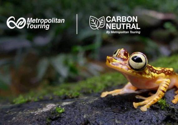 Viaja Carbono Neutro con Metropolitan Touring