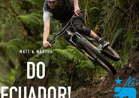 Matt Jones and Martha Gill Do Ecuador