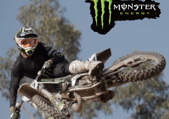 Mateo Restrepo Raw Monster Energy